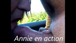 Annie en action