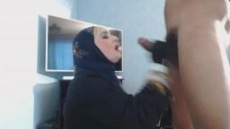 facial en hijab