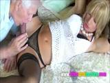 Crossdresser Kim Segal & Old lover