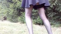 balade en robe